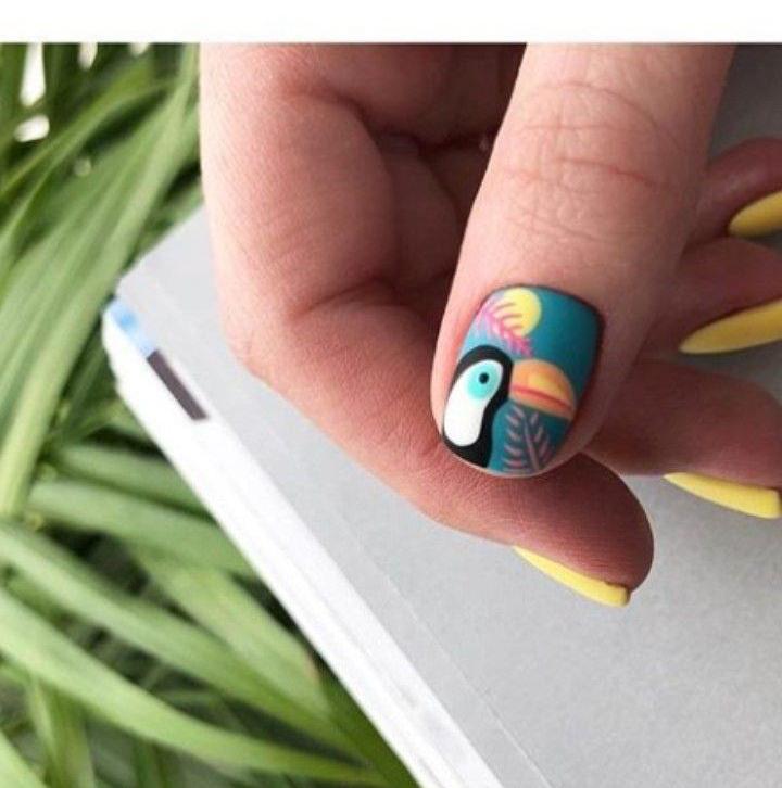 ногти, маникюр, дизайн ногтей, гель лак, ногти фото, Необычные дизайны коротких ногтей